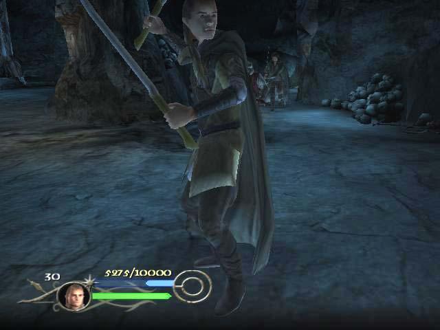Галлерея скриншотов из игры Властелин Колец: Возвращение Короля